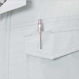 ジーベック XE98101 [春夏用]空調服 ハーネス対応 長袖ブルゾン 遮熱 ペン差し