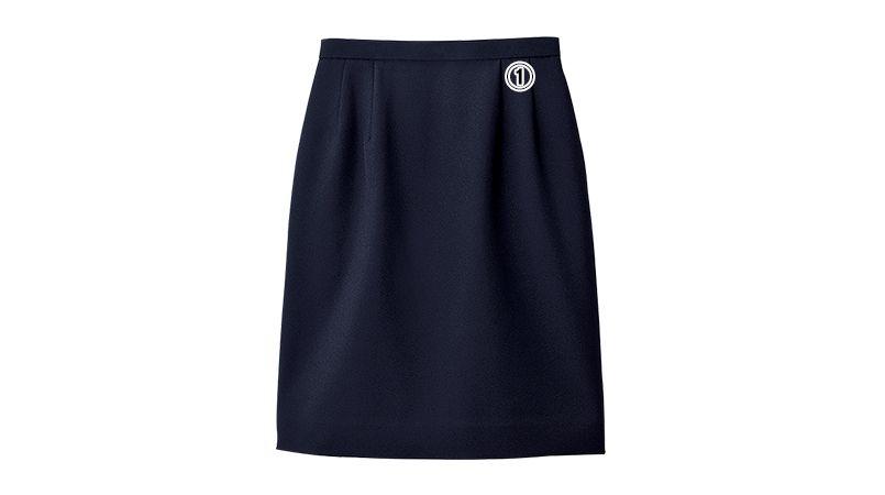 FS2000L FACEMIX/PAMIO(パミオ) セミタイトスカート(女性用) 無地 商品詳細・こだわりPOINT