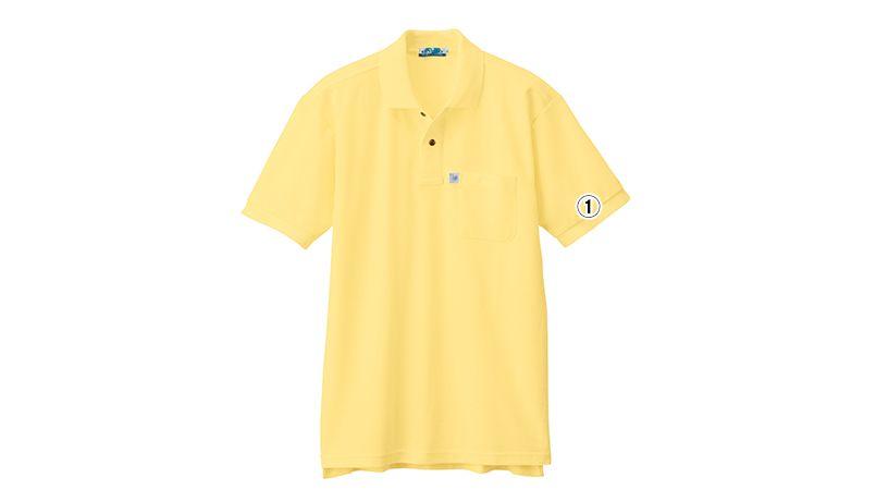 ジーベック 6150 リサイクリーン半袖ポロシャツ(胸ポケット有り)(男女兼用) 商品詳細・こだわりPOINT