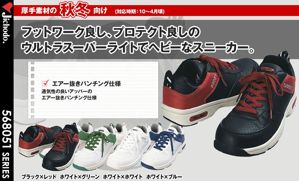 S8051 安全靴